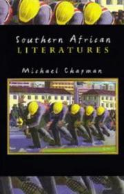 Cover of: Southern African literatures