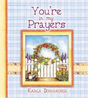 Cover of: You're in My Prayers