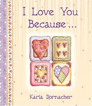 Cover of: I Love You Because..