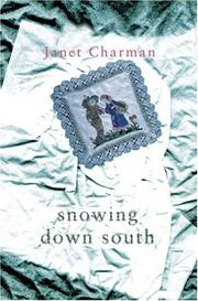 Cover of: Snowing Down South