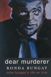 Cover of: Dear murderer