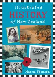 Cover of: Illustrated history of New Zealand