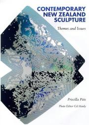 Cover of: Contemporary New Zealand sculpture