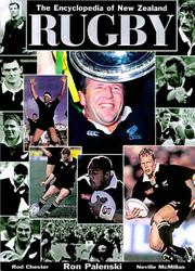 Cover of: Encyclopedia of New Zealand rugby | Ron Palenski