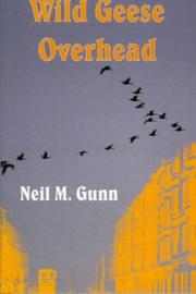 Cover of: Wild geese overhead