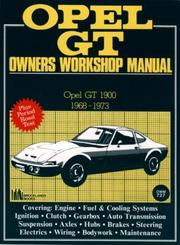 Cover of: Opel GT AB Workshop Manual | Brooklands Books Ltd