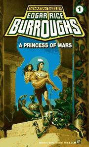 Cover of: A Princess of Mars (Mars (del Rey Books Numbered))