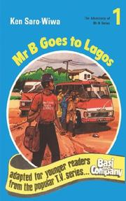Cover of: Mr. B goes to Lagos