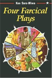 Cover of: Four farcical plays