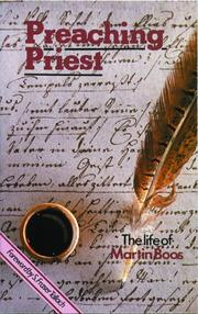 Cover of: Preaching Priest Life Martin B: |