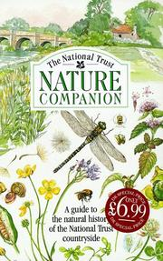 Cover of: The National Trust Nature Companion (The National Trust Little Library)