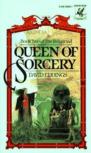 Cover of: Queen of Sorcery (The Belgariad, Book 2)