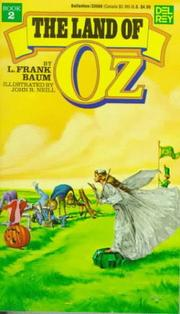 Cover of: The  Land of Oz by L. Frank Baum