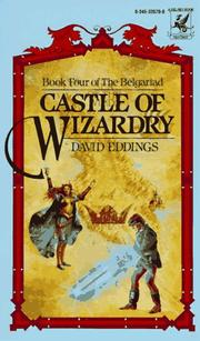 Cover of: Castle of Wizardry (The Belgariad, Book 4)