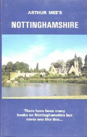 Cover of: Nottinghamshire (The King's England)