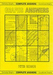 Cover of: Graphs Answers