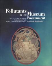 Cover of: Pollutants in the Museum Environment | Pamela Hatchfield