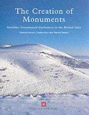 Cover of: The creation of monuments