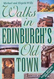 Cover of: Walks in Edinburgh's Old Town