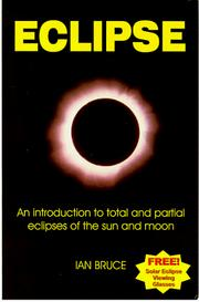 Cover of: Eclipse | Ian Bruce