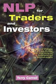 Cover of: Nlp for Traders and Investors | Terry Carroll