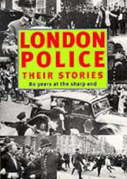 Cover of: London Police (London Police Pensioner Magazi)