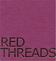 Cover of: Red Threads | Poulomi Desai