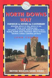 Cover of: North Downs Way