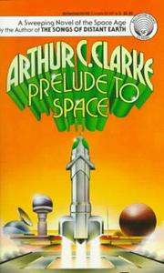 Cover of: Prelude to Space