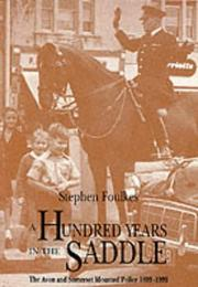 Cover of: A hundred years in the saddle