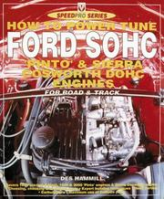 Cover of: How to Power Tune Ford Sohc