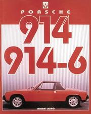 Cover of: Porsche 914 914-6 (Speed Pro) | Brian Long