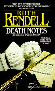 Cover of: Death Notes
