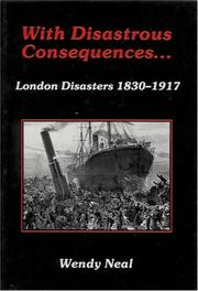 Cover of: With disastrous consequences