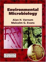 Cover of: Environmental microbiology | A. H. Varnam