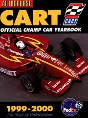Cover of: Autocourse Cart Official Champ Car Yearbook 1999-2000 (Autocourse Cart Official Yearbook, 1999-2000) |