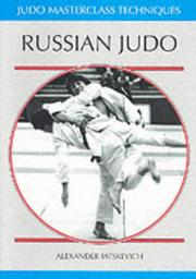 Cover of: Russian Judo | Alexander Iatskevich