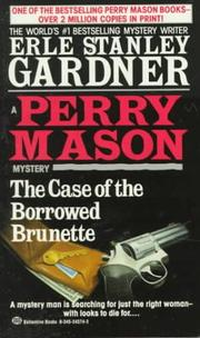 Cover of: The case of the borrowed brunette