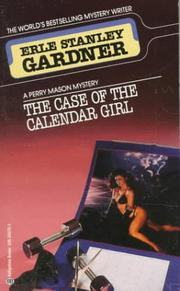 Cover of: The case of the calendar girl