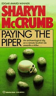 Cover of: Paying the piper