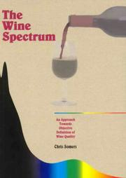Cover of: The wine spectrum