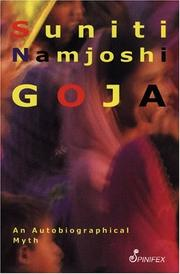 Cover of: Goja | Suniti Namjoshi