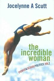 Cover of: The incredible woman