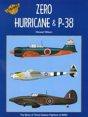 Cover of: Zero Hurricane & P-38 (Legends of the Air , No 4)