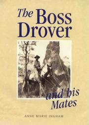 Cover of: The boss drover and his mates