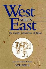 Cover of: West meets East