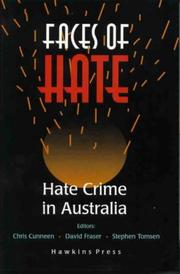Cover of: Faces of hate |