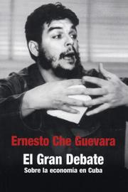 Cover of: El Gran Debate
