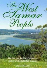The West Tamar people by Lois Nyman