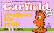 Garfield swallows his pride
